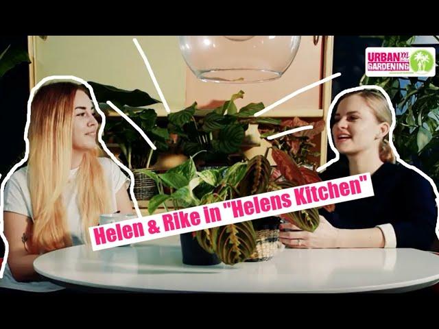 NEUE FOLGEN 2020 - Rike und Helen in Helens Kitchen