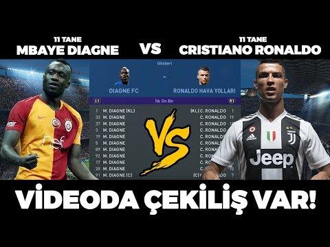 C Ronaldo Pes 2019 Db