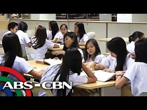 Bandila: Why senior high school students should enroll early