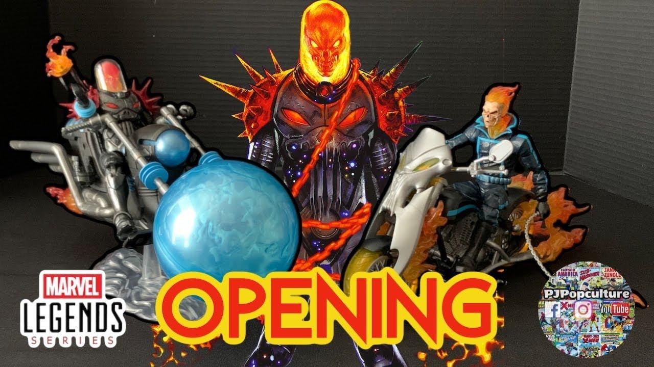 Opening Cosmic Ghost Rider