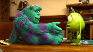 Monsters University (2013) - Trailer #2
