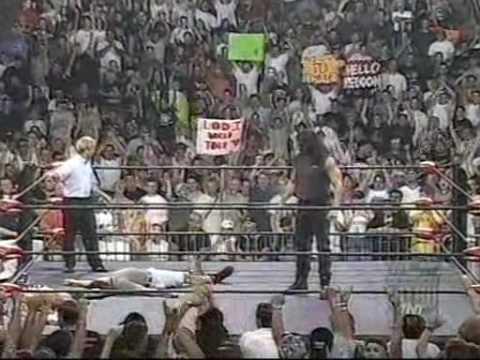 WCW Nitro - Kanyon Destroys The Flock, Saturn Drops Kanyon [July 20, 1998]
