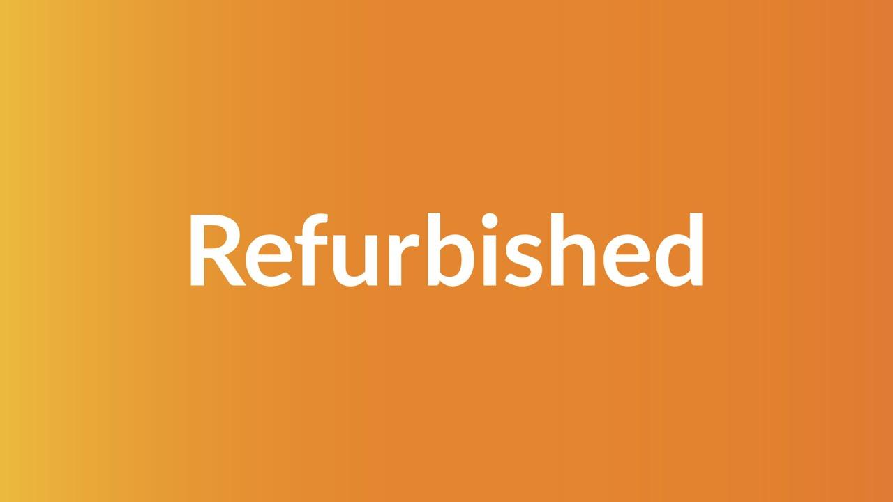 Wat is refurbished en waar moet je op letten bij een refurbished iPhone? iPhoned legt het uit