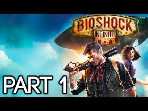 COLUMBIA! | Whatcha' Playin | Bioshock Infinite | Part 1 (Twitch)