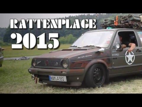 2. Rattenplage in Bayern 2015 (Bavaria Kustomz, Südratten, Hohehenfels. Fichten-Ranch)