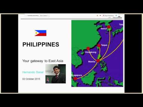 East Asia F&B Webinar: Philippines and Vietnam