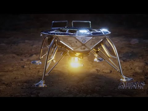 Airborne 02.27.19: Drone Shooter!, Private Lunar Lander, AEA 2018 Report