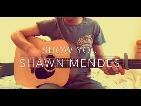 Show You - Shawn Mendes - [FREE TABS] Fingerstyle Guitar Cover