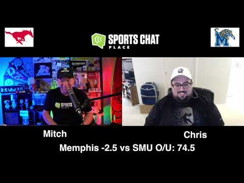 Memphis at SMU - College Football Picks & Predictions Week 6 - Saturday 10/3/20 | Sports Chat Place