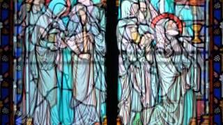 Punto de Organo Triple, sobre un Alleluia Gregoriano - Perotinus Magnus.