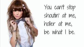 Repeat youtube video Cher Lloyd -  Swagger Jagger w/ Lyrics