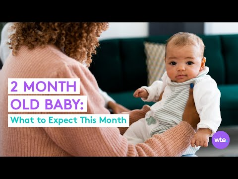 Two-Month-Old Baby What to Expect
