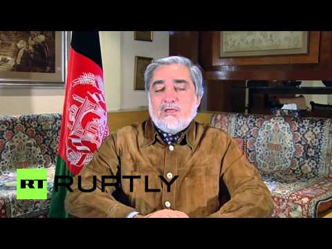 Afghanistan: US troops leaving will not create peace with Taliban - Abdullah