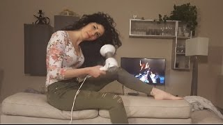 Hair dryer ASMR  - phon - white noise Sound relax  - Mara ASMR