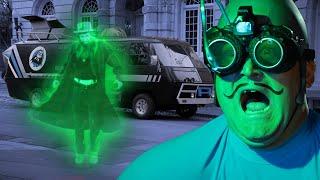 Haunted BattleTram! - Full Episode - The Aquabats! Super Show! with Matt Chapman