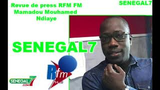 Revue de presse (Wolof) Rfm du mercredi 27 mars 2019 par Mamadou Mouhamed Ndiaye