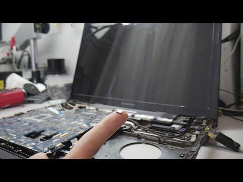 Почему важно подбирать аналоги правильно! Ремонт Lenovo G510 после другого сервиса.