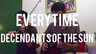 Chen&Punch - EVERYTIME - Guitar/Violin | ACOUSTIC OST COVER