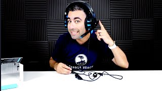 Runmus Gaming Headset - Is it any good?