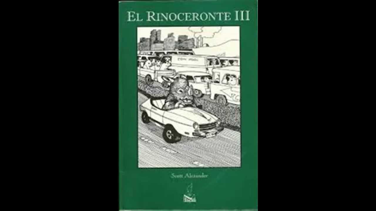 EL RINOCERONTE 3 - YouTube