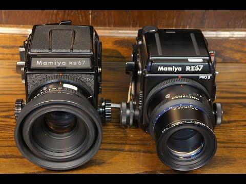 Mamiya RB-67 Upgrade or Sidegrade?