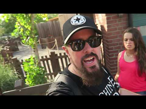CA Trip Day One Star Wars Celebration Anaheim and Disneyland