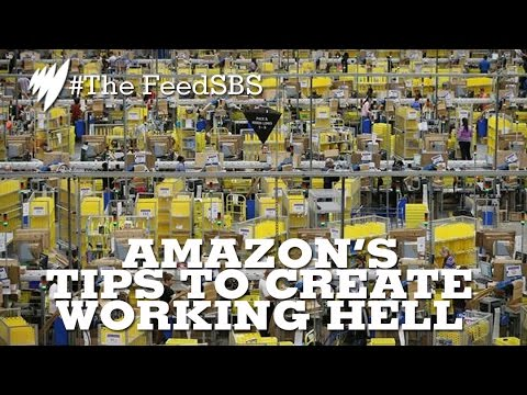 Amazon's Tips To Create A Workplace From Hell