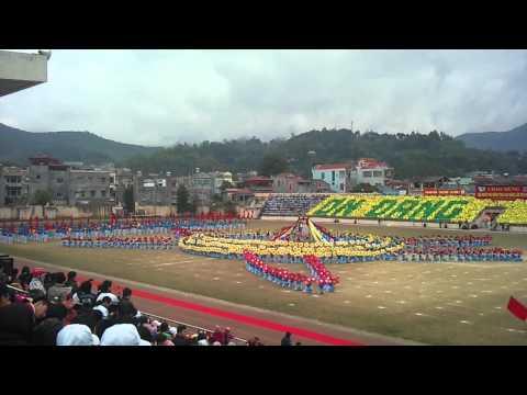 Hội Khỏe Phù Đổng Tỉnh Cao Bằng 01 18/2/2012