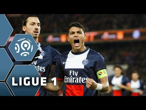 PSG vs Nantes (5-0) - 19/01/14 - Highlights - (Paris Saint-Germain-FC Nantes)