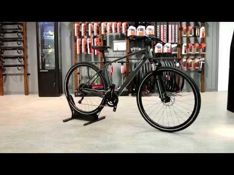 Specialized Ariel Carbon Hybrid Bike 2017 Youtube