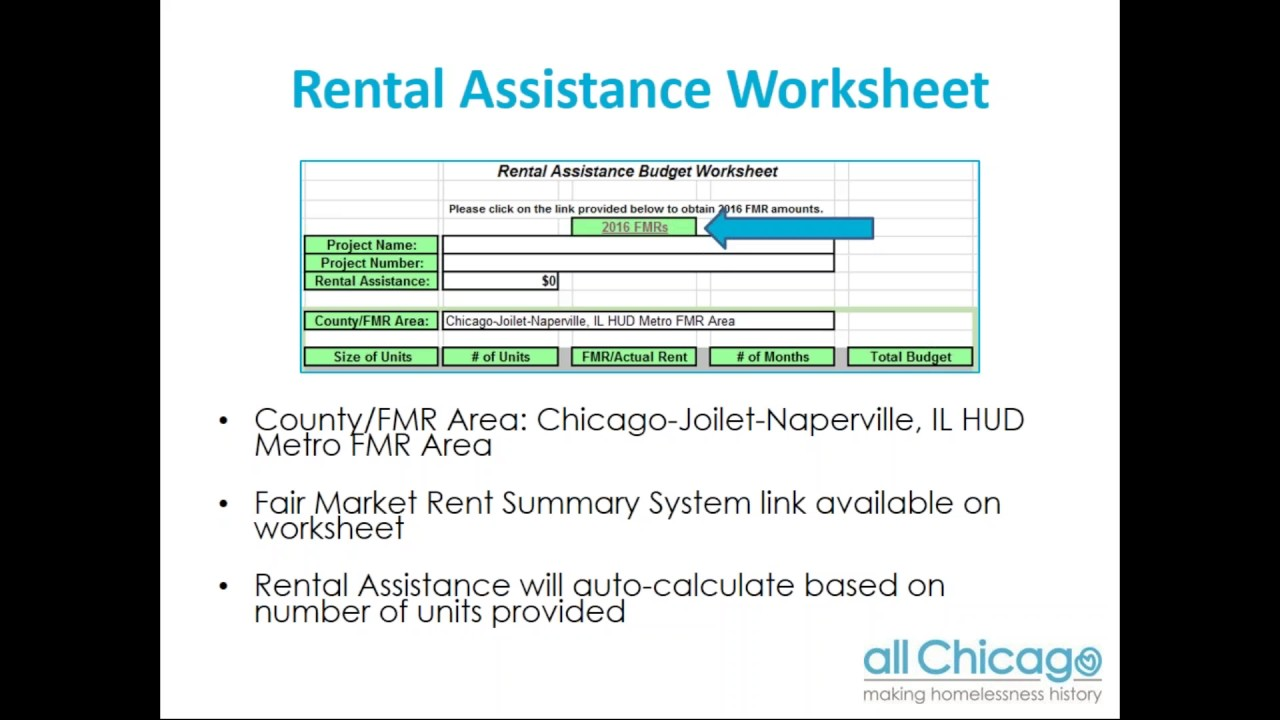 Worksheets Hud Rent Calculation Worksheet fy2017 hud coc competition grant inventory worksheet confirmation training