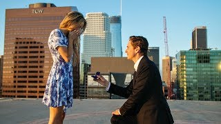 One of Dani Austin's most viewed videos: THE MOST EPIC SURPRISE PROPOSAL!! | DANI AUSTIN & JORDAN RAMIREZ