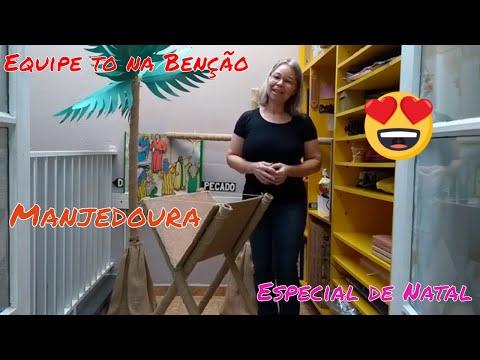 Equipe To Na Benção - Tia Celinha Ensina - Manjedoura Especial De Natal