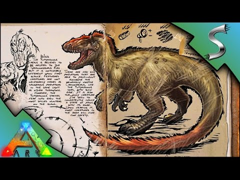 YUTYRANNUS DOSSIER! NEW DINO WITH A ROAR THAT CAN SCARE ANYTHING! - Ark: Survival Evolved