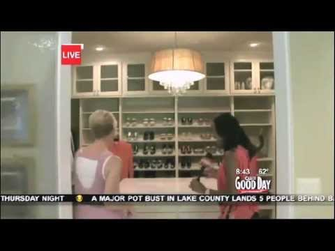 KKTV: Kerrie Kelly Shares Dream Closet Tour with Good Day Sacramento