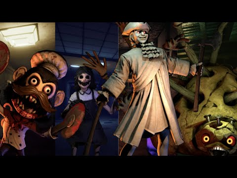 Dark Deception But With Monsters U0026 Mortals Music (Hotel-Sewer)