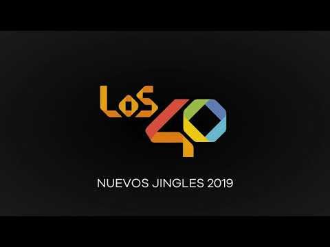 Los 40 - Nuevos Jingles 2019