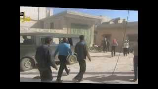 Chlorine Attacks in Syria 16th March 2015