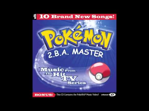 Pokémon 2.B.A. Master Full Album