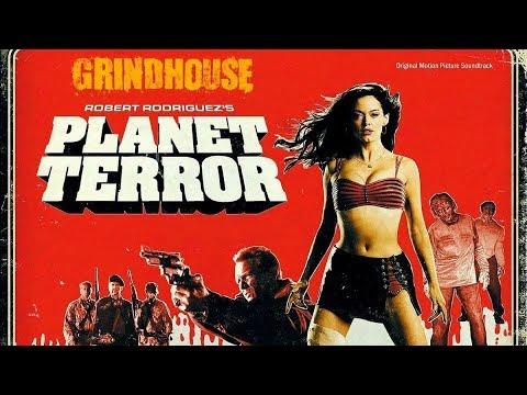 Grindhouse: Planet Terror Soundtrack Tracklist VINYL