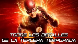 129- Hablando sobre la tercera temporada de Flash   The Flash