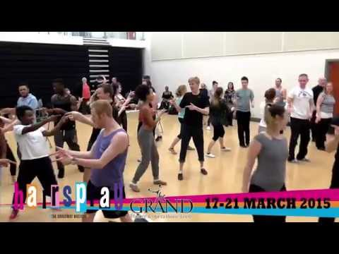 Hairspray - Leeds Grand Theatre 2015 - LAOS
