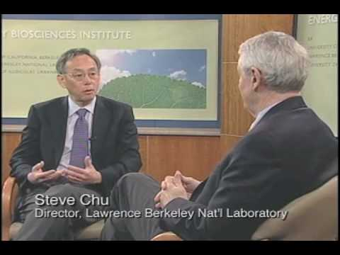 Secretary of Energy Steven Chu in 2007: BP is Going to Help Us Save the World