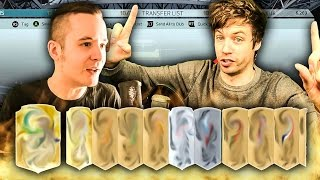 PLEASE LET THERE BE LUCK!!! - FIFA 16 PACK OPENING