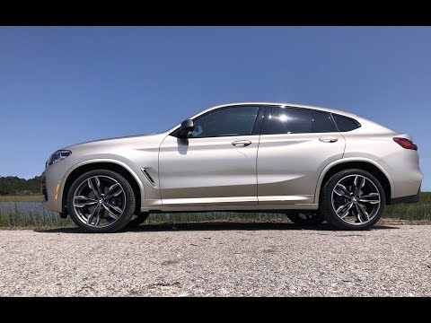 4.6s, 355HP 2019 BMW X4 M40i - Performance Drive Review With 0-60