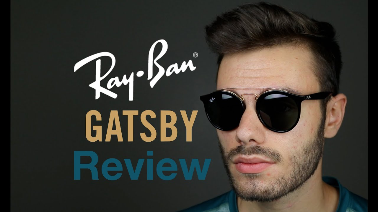 544de9f0eaa Ray-Ban Gatsby Review - YouTube