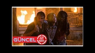 The Walking Dead yeni b�l�m The Walking Dead 8. sezon 9. b�l�m izle FX'te - Son Dakika G�ncel Haber