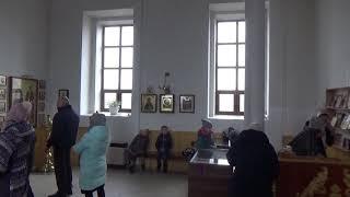 Храм после Литургии. Русское видео. Ютановка. Белгород