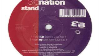 3rd Nation - Stand Up (Nick Nice Club Mix) 1993 BTB RECORDS
