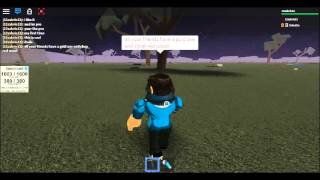 How I Met Defaultio on Roblox